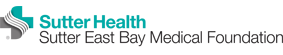 Sutter East Bay Medical Foundation Logo